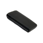 Premium Leather Black Clip On Flip Case. LG BL20 Chocolate