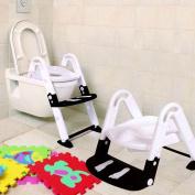 Kids Kit Kidseat Toilet Trainer 3-in-1 GLOW IN THE DARK
