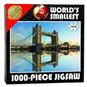 Tower Bridge 1000 Pieces - World's Smallest Puzzles
