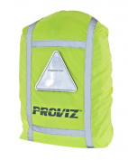 Proviz Waterproof Rucksack / Backpack Bag Cover - Universal Yellow