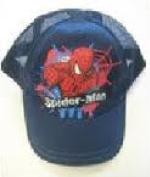 Spiderman Blue Trucker Cap - VMC Accessories