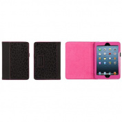 Gryphon Moxy Folio for Apple iPad mini, Pink/Black