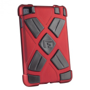 G-FORM Extreme iPad Mini Clip On Case, Red Case/Black RPT