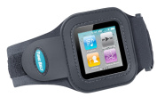 TuneBelt Tune Belt Sport Armband for iPod Nano 6G - use WITH or WITHOUT Nike+ Receiver