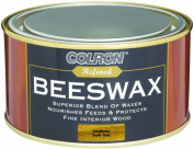 Ronseal CoLROn Refined Beeswax Paste Dark Oak - 400g.