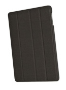 Skech Fabric Flipper Case & Stand For New iPad - Black