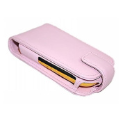 Pink Flip Case for  for  for Samsung   S3650 Genio