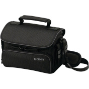 Sony LCS-U10/B Camcorder Soft Carrying Case
