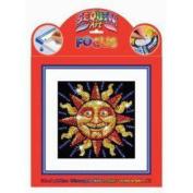 Sequin Art Focus Sunface
