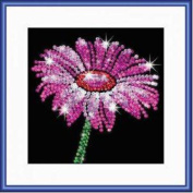 Sequin Art Focus Flower Boxed