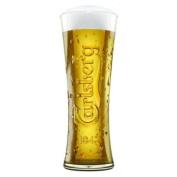 Carlsberg Reward Tall Pint Glasses CE 20oz / 568ml - Pack of 2 | 57cl