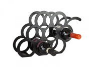 GRAPE Wine Rack (Black) by THE METAL HOUSE