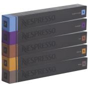 50 Nespresso Capsules Mixed Variety