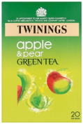 Twinings Green Tea with Apple and Pear 20 Teabags