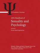 APA Handbook of Sexuality and Psychology