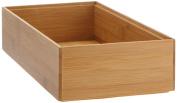 Zeller 13333 Storage Box Bamboo 30 x 15 x 7 cm