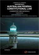 Winterton's Australian Federal Constitutional Law