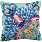 Romance Pillow Cross Stitch Kit-38cm - 1.9cm x 40cm
