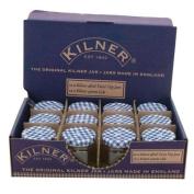 Kilner Hexagonal Twist Top Jars 48ml - Case of 12   Kilner Preserve Jar, Storage Jar, Sauce Jar, Condiment Jar, Jam Jar, Pickle Jar