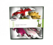 Swift Set of 5 Dinosaur Cookie Cutters