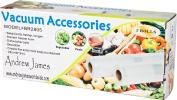 Andrew James Vacuum Food Sealer rolls 28cm X 10 Metre Roll