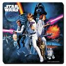 Drinks Mat / Coaster - Star Wars A New Hope