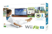 Wii Fit U with Fit Meter Green and Balance Board