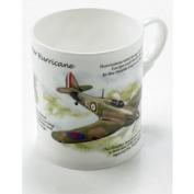 Gifts For Aviators Hawker Hurricane Bone China Mug