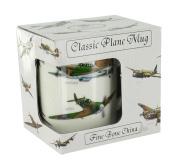 Classic Plane Mug - Fine Bone China Mug