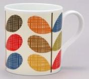 ORLA KIELY Mug Scribble Multi Stem