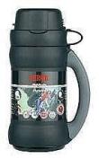 Thermos Premier 34 Flask Black 0.5L