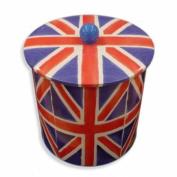 Emma Bridgewater Union Jack Biscuit Barrel / Cookie Jar