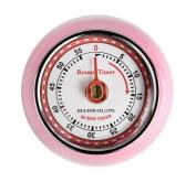 Eddingtons Retro Magnetic Timer, Pink