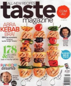 Taste.com.au - 1 year subscription - 11 issues