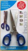 5 Blade Shredding Scissors