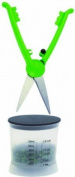 Emsa Smart Kitchen Herb Scissors Green