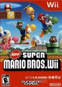 New Super Mario Bros Wii