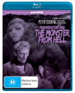 Frankenstein and the Monster From Hell [Regions 1,4] [Blu-ray]