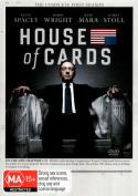 House of Cards: Season 1 [Region 4]