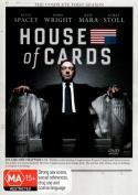 House of Cards: Season 1 [Region 4]