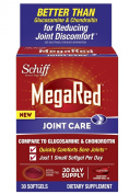 Megared Joint Care Omega-3-Nutritional Supplements, 30 Count