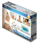 Total Vision Products Hot and Cold Spa Set
