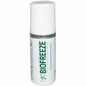 BioFreeze, Cold Therapy Pain Relief, Colourless Roll-On, 3 fl oz