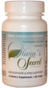 Olivia's Secret Herbal Formula for Menopause and PMS