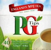 PG Tips Tea - 40 Teabags