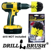 Drill Brush Cordless Drill Power Scrubber