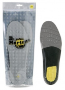 Dr. Martens Comfort Insole,Silver,UK 3 (US Women's 5) One Size US