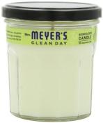 Mrs. Meyer's Clean Day Soy Candle, Lemon Verbena, 210ml Jar