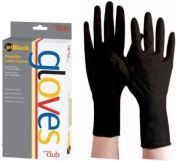 Product Club Reusable Black Latex Glove Small -