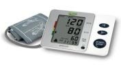 Gurin Upper Arm Digital Blood pressure Monitor with Case - 2 User - Medium Cuff